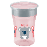 Nuk Magic Cup 8 Mois et Plus Rose 230ml