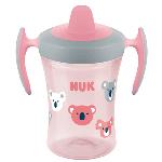 Nuk Trainer Cup 6 Mois et Plus Rose 230ml