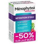 Ménophytea Silhouette Rétention d'Eau lot 2X30 comprimés