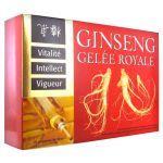 Nutri Expert Ginseng Gelée Royale 20 ampoules de 10ml