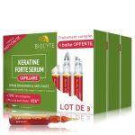 Biocyte Capillaire Keratine Forte Sérum 15 Ampoules dont 5 OFFERTES
