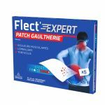 Flect'Expert 5 Patch Gaultherie Menthol 10x14cm