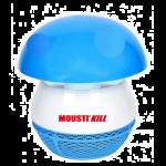 Mousti'Kill Lampe Anti Insectes modèle SUPER COCCINNELLE