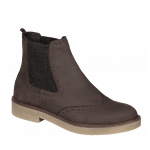 Scholl bottines Rudy  marron foncé