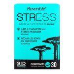 Sid Nutrition PreventLife Stress 30 Comprimés