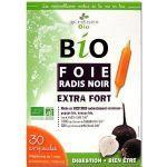 Les 3 Chênes Bio Foie Radis Noir Extra Fort 30 ampoules