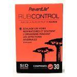 Sid Nutrition Preventlife RubControl 30 Comprimés