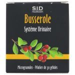 SID Nutrition Busserole 30 Gélules