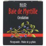 SID Nutrition Baie de Myrtille 30 Gélules
