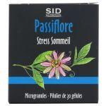 SID Nutrition Passiflore 30 Gélules