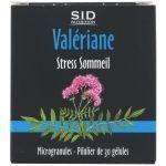 SID Nutrition Valériane 30 Gélules
