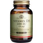 Solgar Vitamine D3 400UI 100 Gélules Végétales