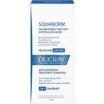 Ducray Squanorm Shampooing antipelliculaire Pellicules grasses 200ml