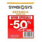 Symbiosys Defencia Adulte 2X30 Sticks -50% Sur 2ème Boîte
