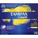 Tampax Compak Régulier 22 Tampons