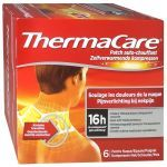Thermacare Patch Auto-Chauffant Nuque X6