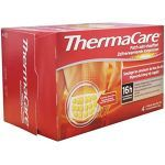 Thermacare Patch Auto Chauffant Bas Du Dos X4