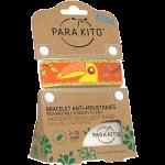 Para'kito Bracelet Anti-moustique Kids Orange Toucan