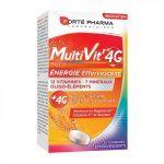 Forté Pharma Multi'Vit Energie 30 Comprimés Effervescents