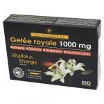 Sid Nutrition Oligoroyal Gelée Royale Vitalité et Energie 20 Ampoules