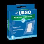 Urgo waterproof 5 pansements stériles grand format