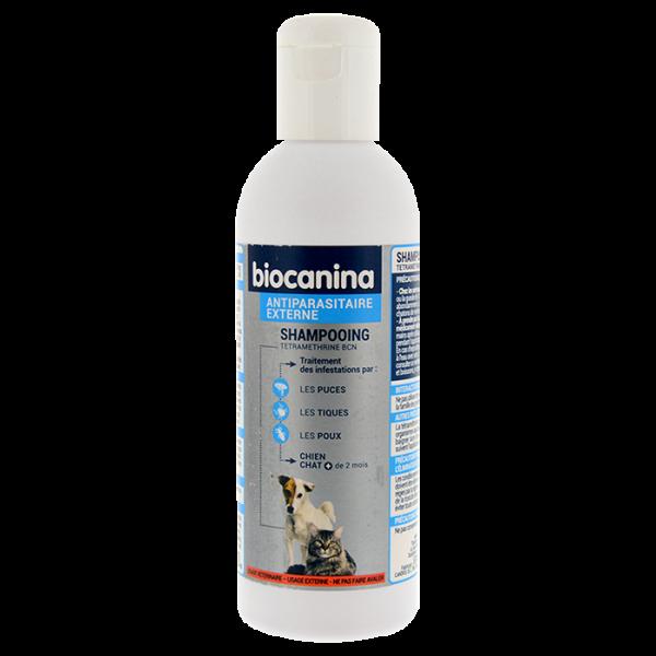Antiparasitaire Externe Shampooing 200 ml. à prix discount| Biocanina