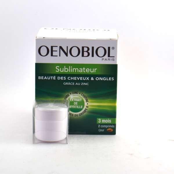 Sublimateur 180 comprimés moins cher| Oenobiol