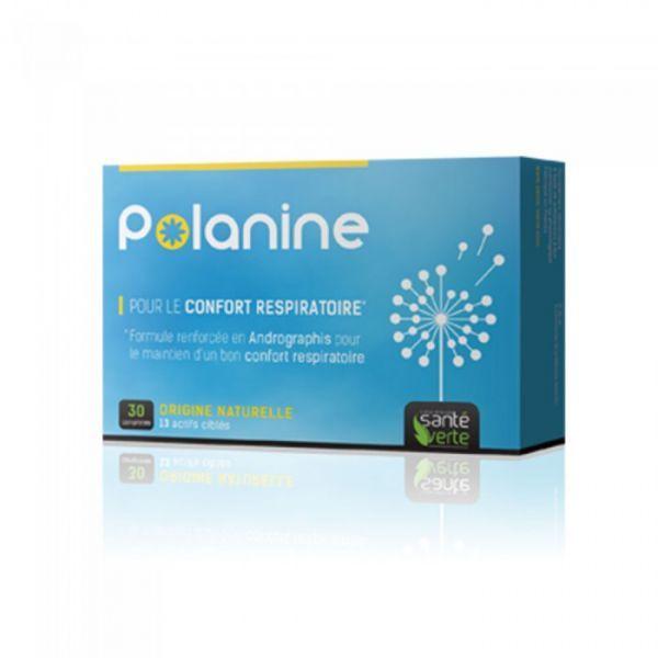 Polanine 30 comprimés à prix discount| Santé Verte