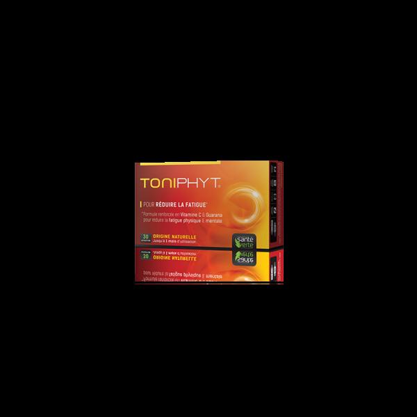 Toniphyt 30 comprimés au meilleur prix| Santé Verte