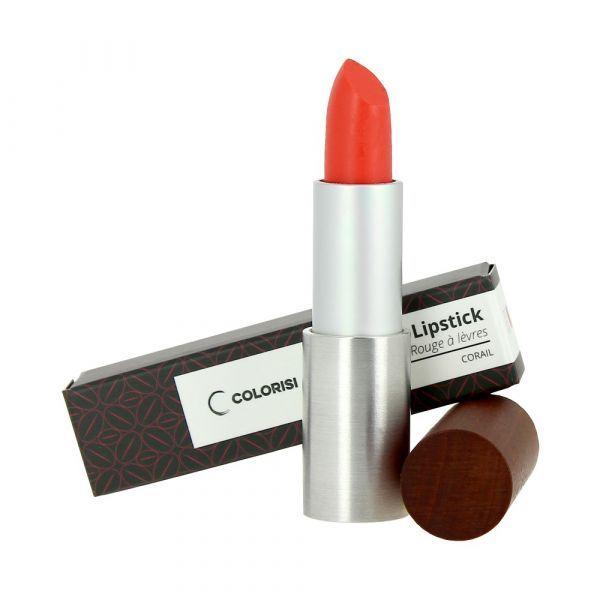 Rouge à Lèvres 08 Corail Mat Transparent à prix discount| Colorisi