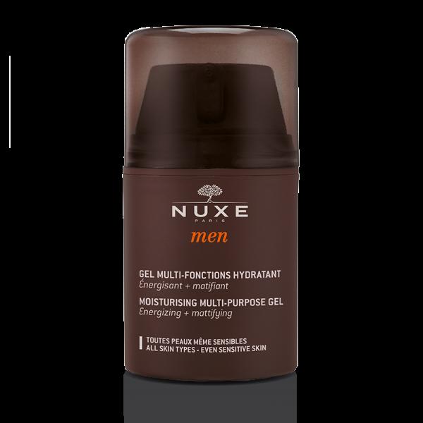 Men Gel multi-fonctions hydratant  50ml à prix discount  Nuxe