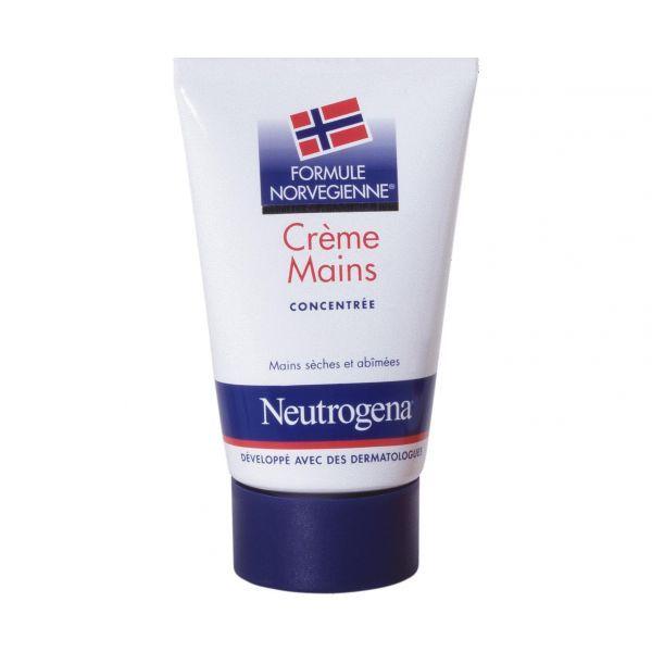 Crème Mains Formule Norvégienne 50 ml à prix discount| Neutrogena