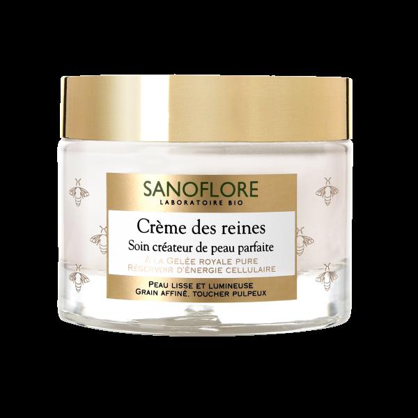 Crème des Reines Pot 50ml à prix bas  Sanoflore