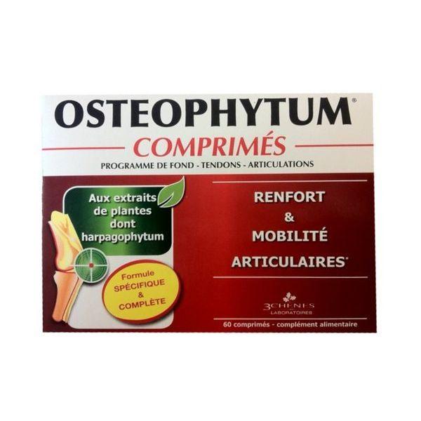 Achetez Osteophytum 60 Comprimés  moins cher
