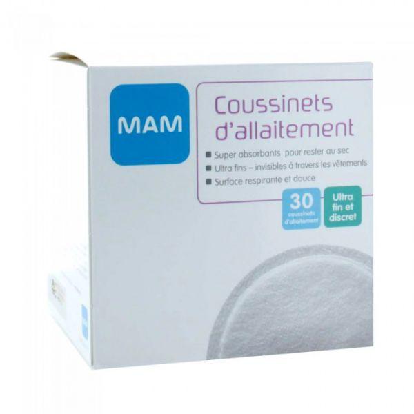 Coussinets d'allaitement x30 moins cher| MAM