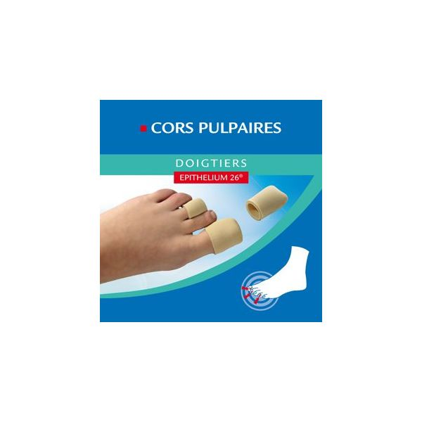 Doigtier Epithelium 26 Cors Pulpaires Taille L (36mm)  moins cher| Epitact