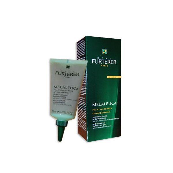 Melaleuca Gelée Exfoliante Antipelliculaire Tube 75ml à prix bas| Furterer