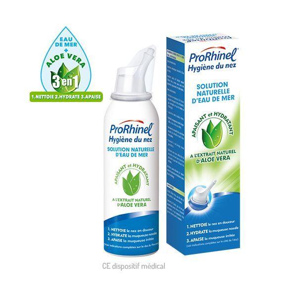 Spray Nasal Aloe-Vera 100ml à prix bas| Prorhinel