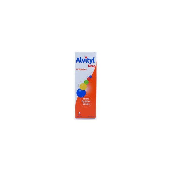 Achetez Alvityl solution multivitaminée 150ml moins cher