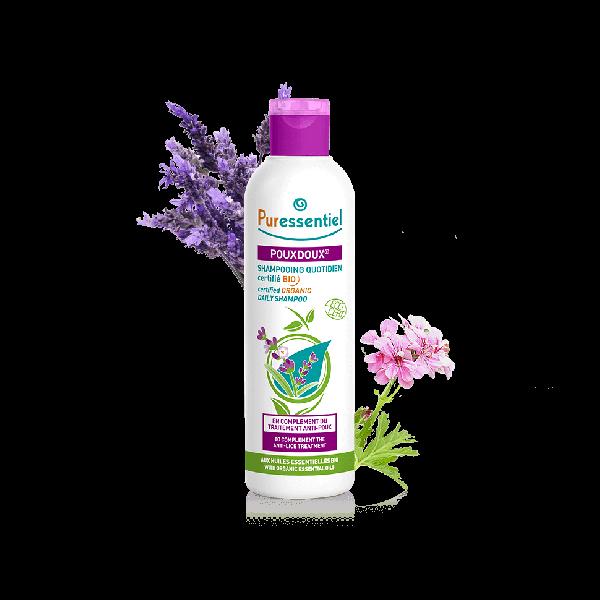 Anti-Poux Shampooing Poudoux bio 200ml  moins cher| Puressentiel