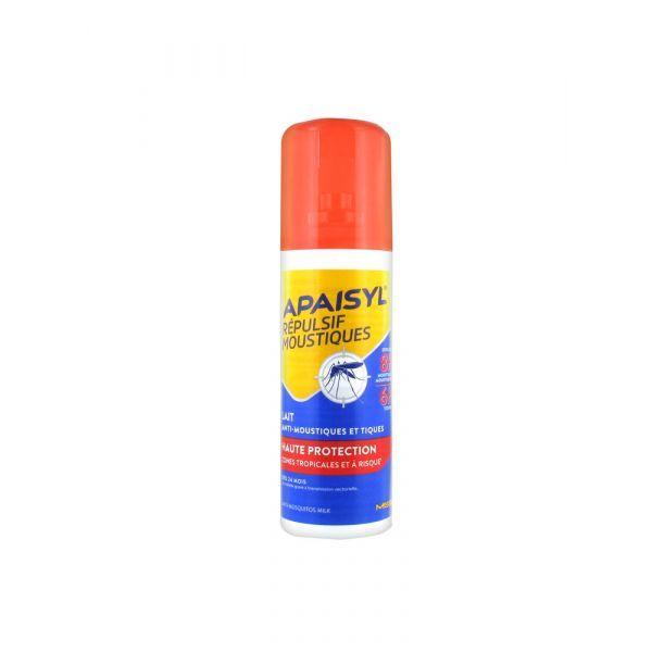 Répulsif Moustiques Haute Protection spray 90ml au meilleur prix| Apaisyl
