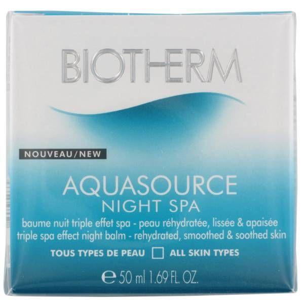 Aquasource Night SPA 50ml au meilleur prix| Biotherm