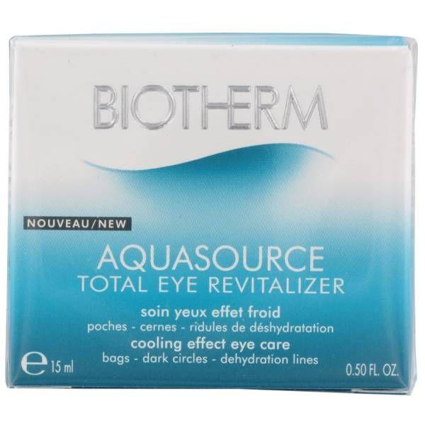 Aquasource Total Eye Revitalizer 15 ml moins cher| Biotherm