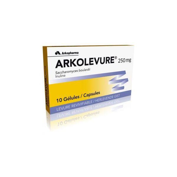 250mg 10 gélules  à prix bas  Arkopharma