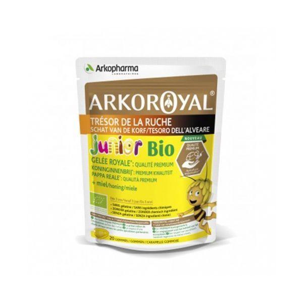 Arkoroyal Junior Bio 20 gommes