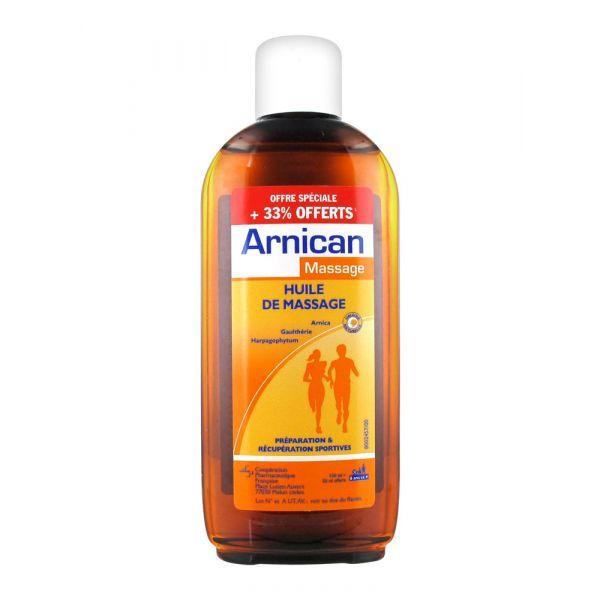 Huile de massage Arnican 150ml+50ml offert