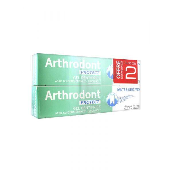 Protect Gel tube Lot 2x 75ml à prix discount  Arthrodont