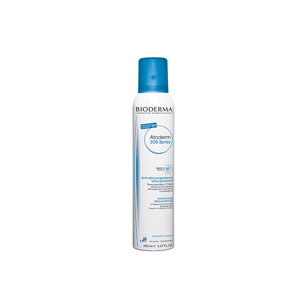 Spray Atoderm SOS 200ml de Bioderma