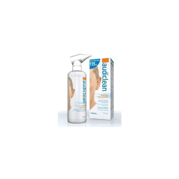 Hygiène de l'oreille 115ml à prix discount| Audiclean
