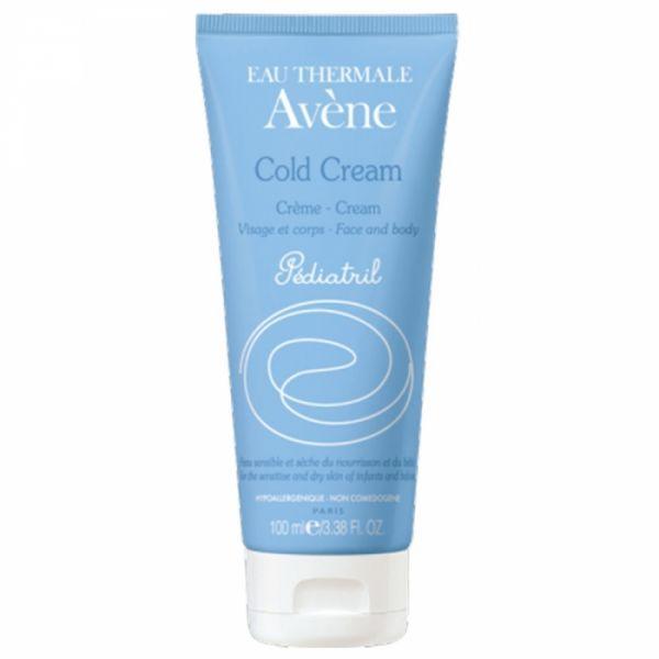Avène Pédiatril Cold Cream Crème Visage et Corps 100ml moins cher